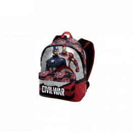 Capitan America Civil War Mochila Ref 52781