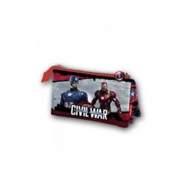 Capitan America Civil War Portatodo Triple Ref 56192