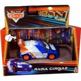 Cars Coche Juguete Raoul Caroule