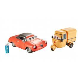 Cars Coches Juguete Shawn y Sal