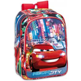 Cars Mochila Adaptable Carro Ref 21362