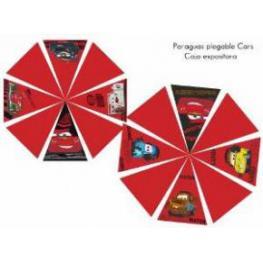 Cars Paraguas Mini Plegable Ref 13065