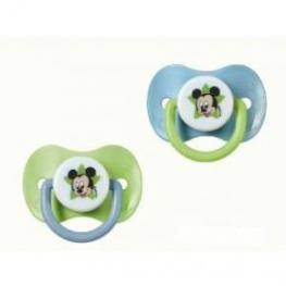 Mickey Baby Pack 2 Chupetes Ref 34821