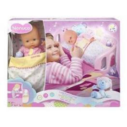 Cunita Duerme Conmigo R.7/7431 Nenuco