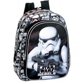 Daypack Infantil Sw Rebels Soldier Ref 50334