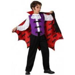 Disfraz de Vampiro Niño T. 5-6 Años
