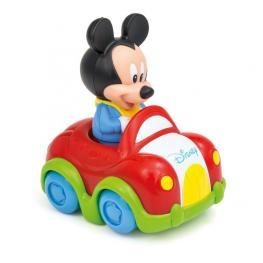 Disney Baby Mickey Mini Car Con Sonido 6+ Meses Ref 14391