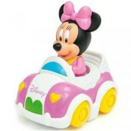 Disney Baby Minnie Mini Car Con Sonido 6+ Meses Ref 14660