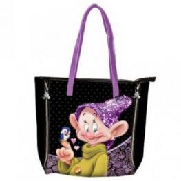 Disney Bolso Shopping Zipper Mudito