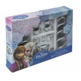 Disney Frozen Set Tea Porcelana 17 Piezas Ref 1121
