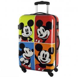 Disney Mickey Maleta Trolley Abs 44X66X25Cm Ref 1580701