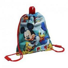 Disney Mickey y Sus Amigos Bolsita Merienda 25Cm Ref 45237