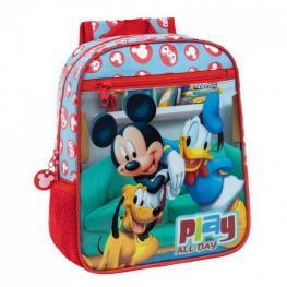 Disney Mickey y Sus Amigos Mochila 28Cm Mk Ref 45221