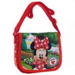Disney Minnie Bandolera Solapa 17*15 Ref 44254