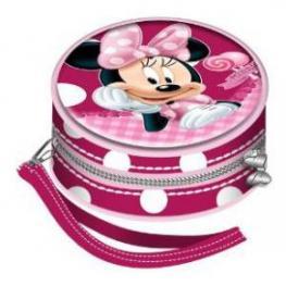 Disney Minnie Infantil Monedero Redondo Candy