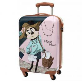 Disney Minnie Mouse Pamela Maleta Trolley Abs 37X55X20Cm Ref 1730601