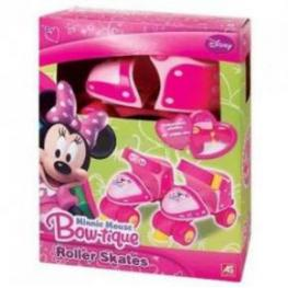 Disney Minnie Mouse Patines Ajustables 25-32