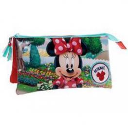 Disney Minnie Neceser Triple 22Cm Ref 44242