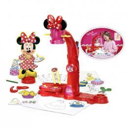 Disney Minnie Proyector Viste A Minnie Mouse
