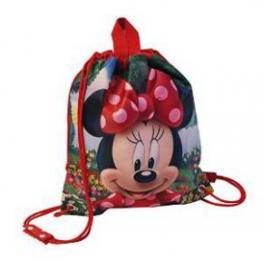 Disney Minnie Saco Mochila Con Cuerda 25Cm Ref 3751