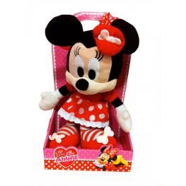 Disney Peluche I Love Minnie 25Cm In Display
