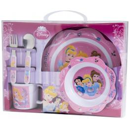 Disney Princess Servicio Mesa 5 Pzs.
