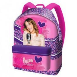 Disney Violetta Free Time Love Time Mochila