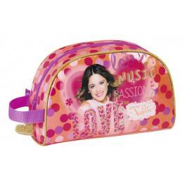 Disney Violetta Necesser Ovalado Coleccion Love Music Passion