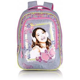 Disney Wonder Backpack M Violetta Music Ref 17C*28011