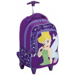 Disney Wonder Backpack Wh Tinkerbell Butterfly Ref 17C*91013