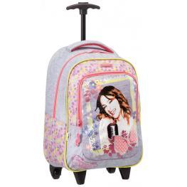 Disney Wonder Backpack Wh Violetta Music Ref 17C*28013