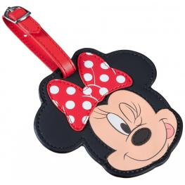 Disney Wonder Luggage Tag Minnie Floral Ref 17C*00008