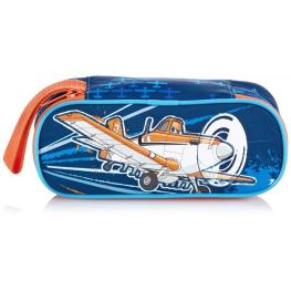 Disney Wonder Pencil Case Pre-School Planes Contrails Ref 17C*41007