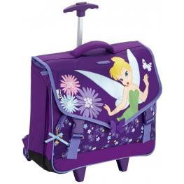 Disney Wonder Roll Schoolbag M Tinkerbell Butterfly Ref 17C*91017