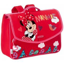 Disney Wonder Schoolbag S Minnie Floral Ref 17C*00002