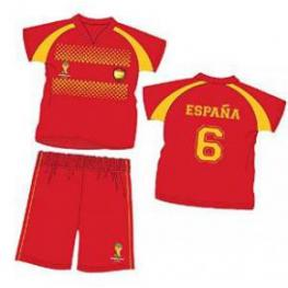 España Conjunto Corto Soccer Set