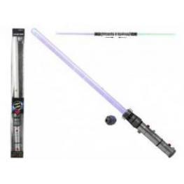 Espada Guerra Galaxia Son y Luz
