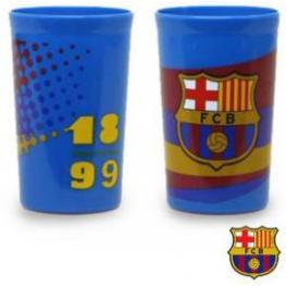 F.C.B 2 Vasos Plastico Barcelona Ref 8991300