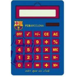 F.C.B Calculadora Grande Barcelona 29X21Cm Ref 3013012