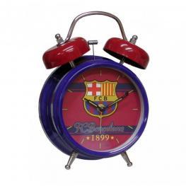 F.C.B Reloj Despertador Musical Barcelona Ref B80271802Dm-07-Bc