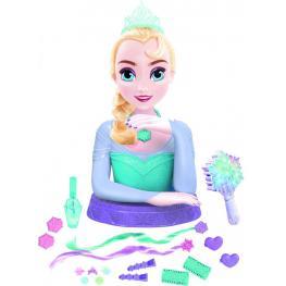 Fozen Busto Peinable Elsa Luxe Imc.16620