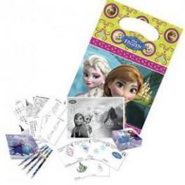 Frozen 6 Party Bags