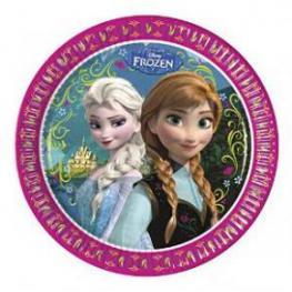 Frozen 8 Platos Paper 23Cm Ref 5022463I