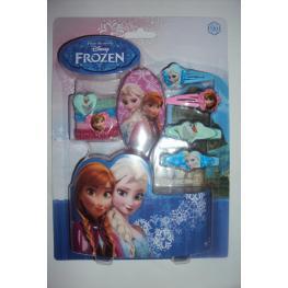 Frozen Acces.Pelo Blister Ref 2500000312