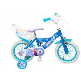 Frozen Bicicleta 14 Azul 4-7 Años