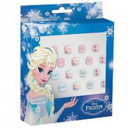 Frozen Caja Uñas Postizas Ref 2500000393