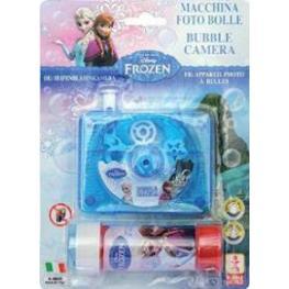 Frozen Camara Bubble