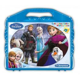Frozen Cubos Puzzle Ref 41410