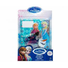 Frozen Diario Journal Ref 86683