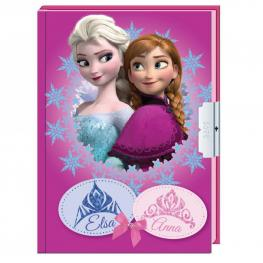 Frozen Diario Powerful And Beauty